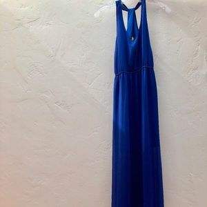 Blue Maxi Dress from Nordstrom